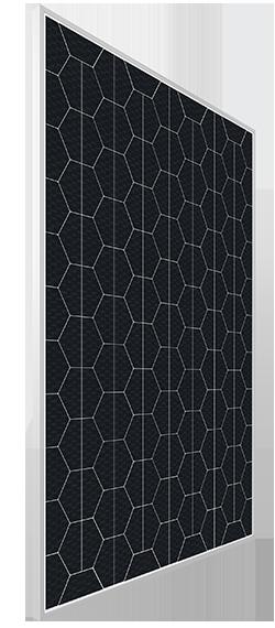 """THAH 330-355W MWT单晶硅""""蜂巢""""高效光伏组件"""