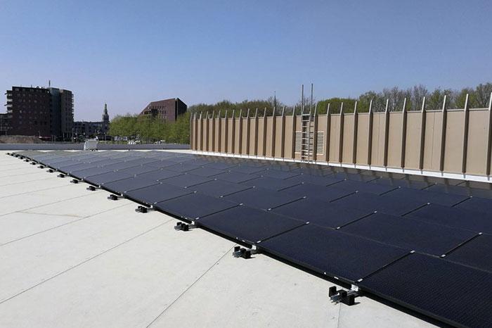 荷兰社区屋顶项目